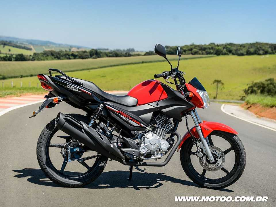 Yamaha Factor 150 2017