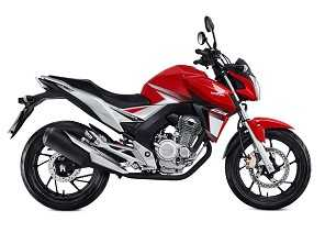 Honda CB Twister tem menor depreciação entre motocicletas