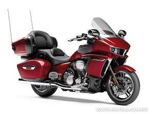 Yamaha Star Venture, a motocicleta mais luxuosa da marca nos EUA