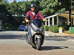 Teste: Yamaha NMax 160 ABS