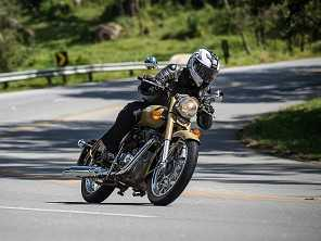 Teste: Royal Enfield Classic 500