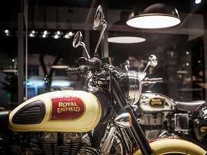 Royal Enfield já trabalha em motores elétricos