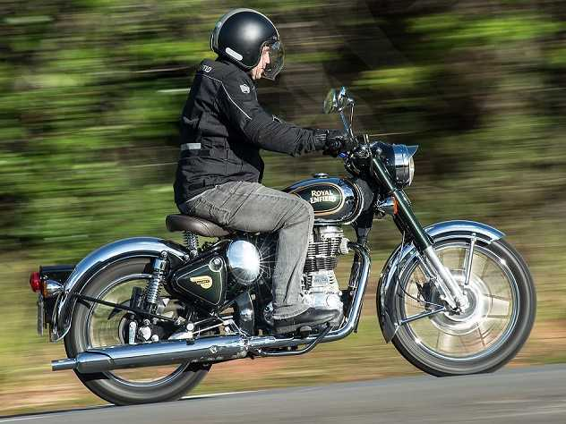 Teste: Royal Enfield Classic 500 2019