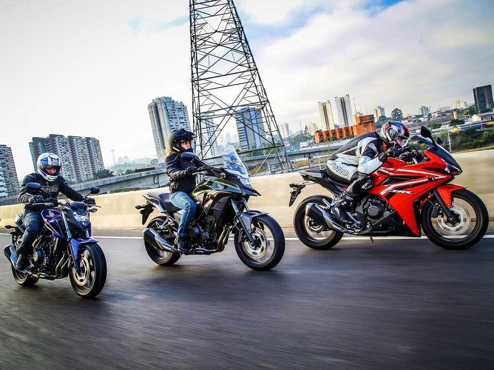 Família 500, da Honda, chega à linha 2018