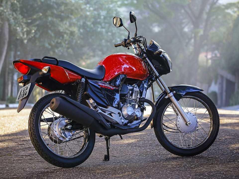 Honda CG 160 2018