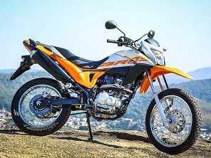 Honda Bros é a moto que menos desvalorizou em 2019