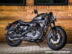 Harley-Davidson Roadster ganha estilo café racer com novo kit