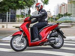 Honda SH 150i ganha nova versão