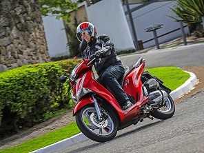 Teste: Honda SH 150i