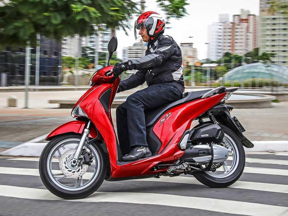 Honda SH150i 2018
