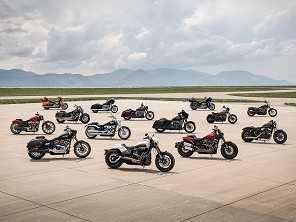 As novidades na linha Harley-Davidson 2019 para o Brasil