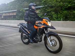 Honda celebra 10 anos de motocicletas bicombustíveis