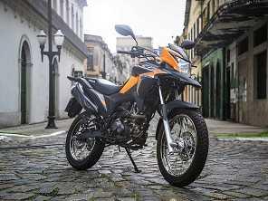Honda XRE 190 estreia sua linha 2019