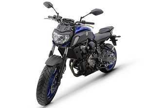 Yamaha MT-07 chega ao Brasil em sua segunda geração
