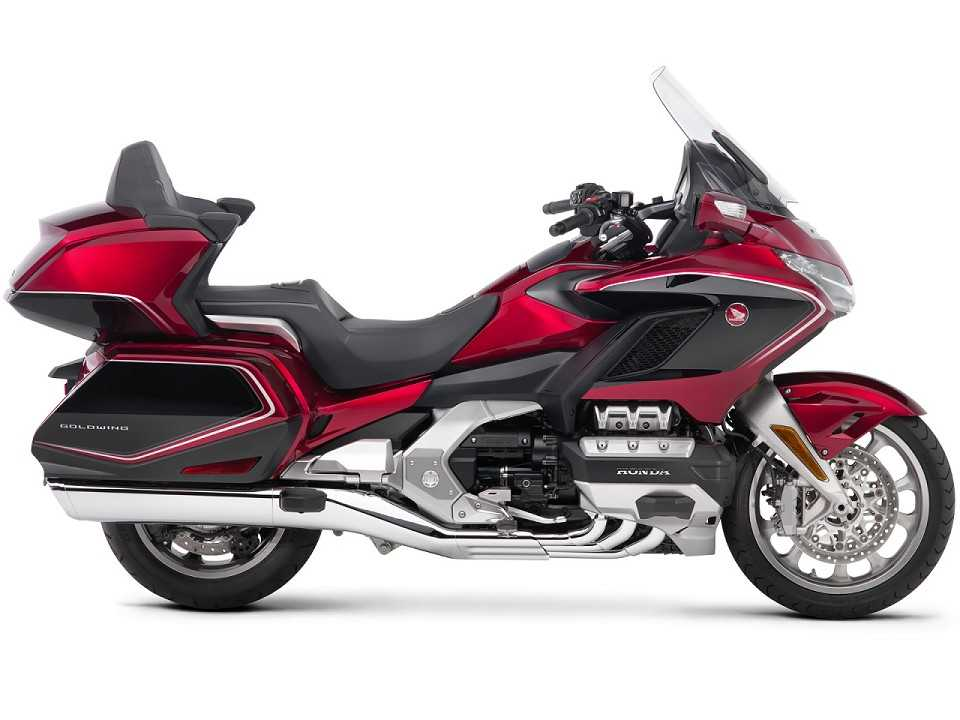 Honda GL 1800 Gold Wing 2019