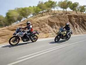 BMW comemora 50 mil motos fabricadas no Brasil