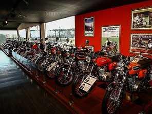 Honda abre museu em São Paulo