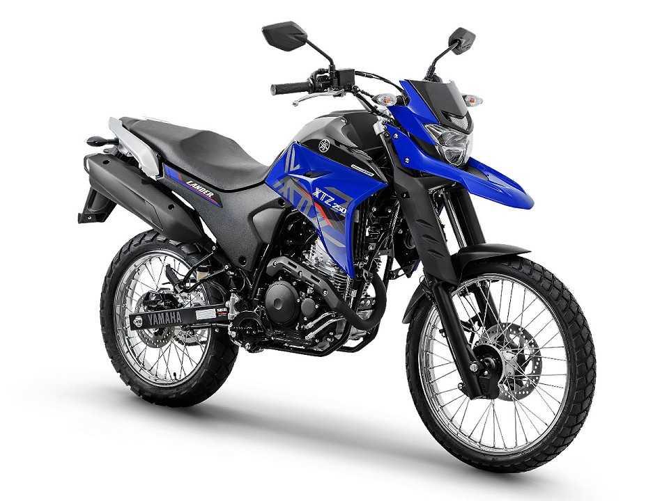 Yamaha Lander 2019
