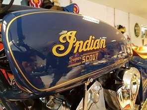 Depois da Harley, Indian também para produção nos EUA