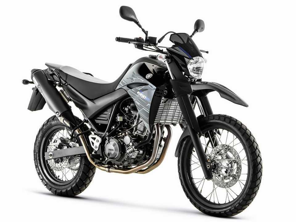 Yamaha XT660 2017