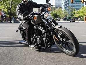 Teste: Harley-Davidson Iron 883