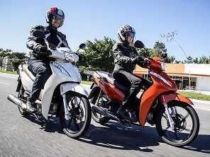 Honda já tem as sete motos mais vendidas de março