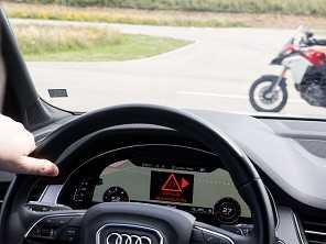 Ducati e Audi criam sistema de comunicação entre veículos