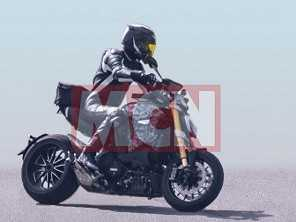 Flagra: Ducati trabalha na Diavel S 2019
