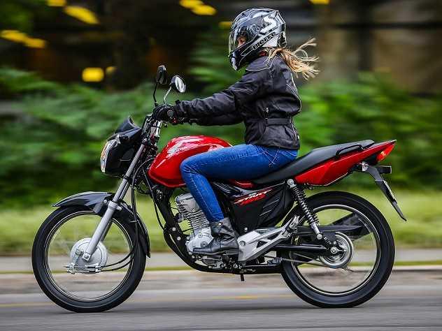 Motos usadas já venderam 3 vezes mais que as novas