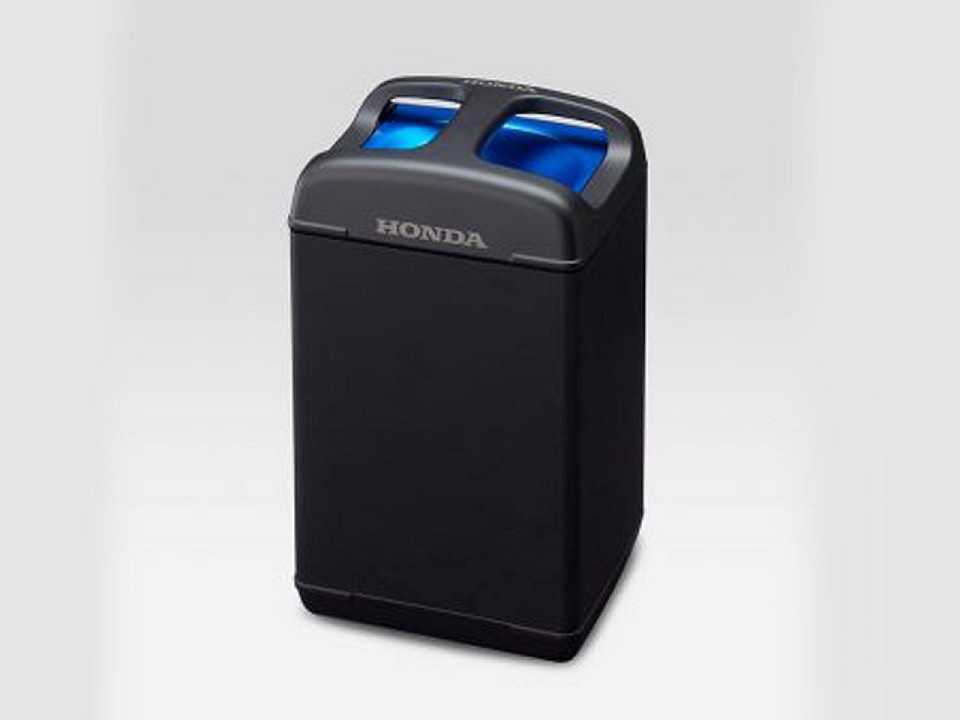 Acima o Honda Mobile Power Pack