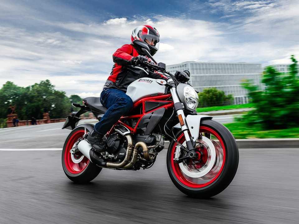 Ducati Monster 797 2018