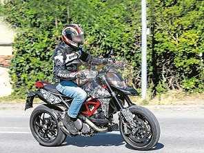 Ducati Hypermotard pode estrear mudanças em 2019