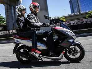 Teste: Honda PCX 150 Sport 2018