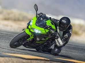 Kawasaki lança a Ninja 400 no Brasil