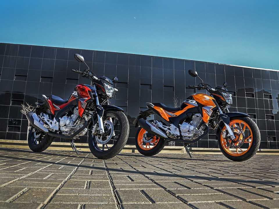 Honda CB Twister 2019