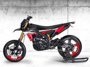 Uma Yamaha que custa R$ 127 mil
