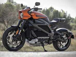 As motos elétricas da Harley-Davidson