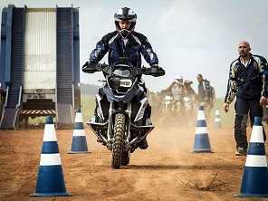 Começa o BMW Rider Experience