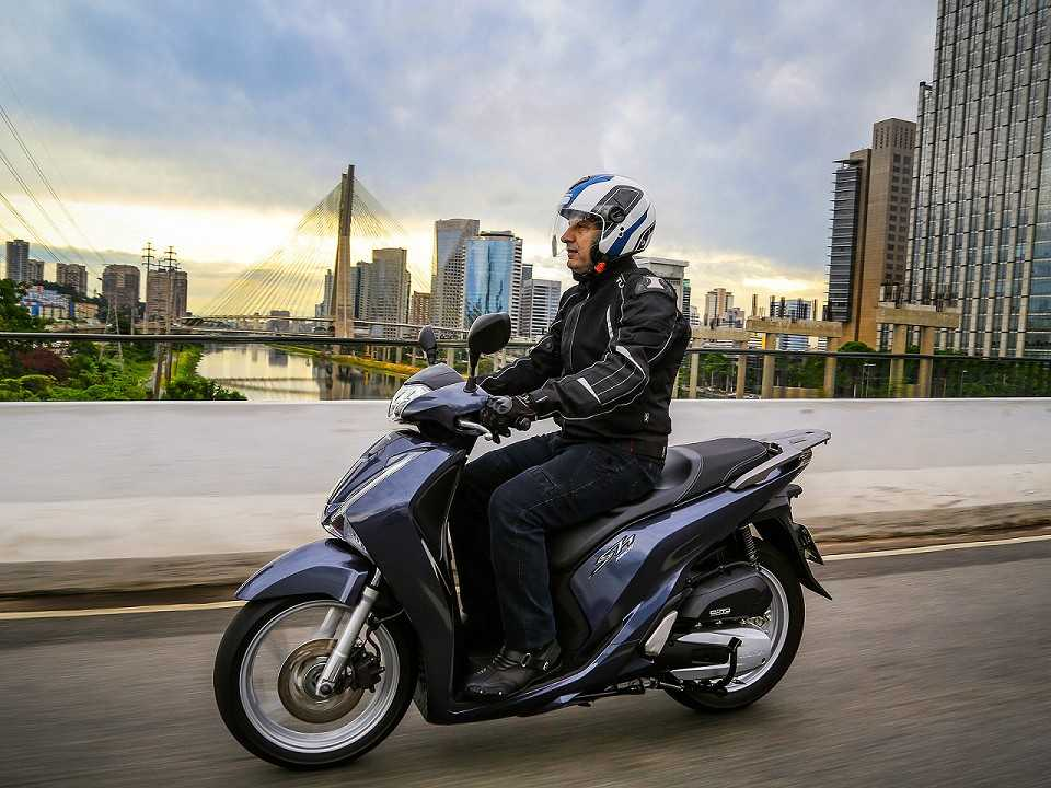 Honda SH150i 2019
