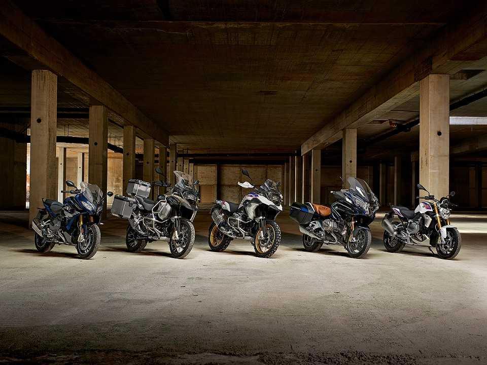 Gama BMW Motorrad