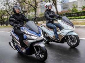 PCX ou NMax: o que cada uma traz à batalha dos scooters?