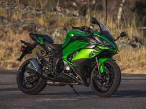 Documentos divulgam informações sobre nova Kawasaki Ninja 1000 2020