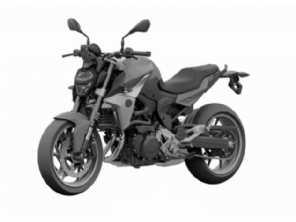 BMW Motorrad registra F 850 R no Brasil