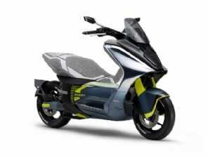Yamaha aposta em conceitos elétricos para o Salão de Tóquio