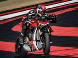 Ducati apresenta a nova Streetfighter V4