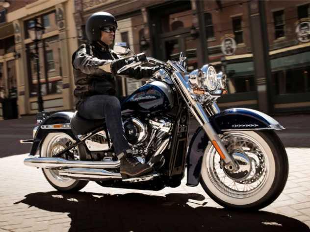 Teste: Harley-Davidson Softail Deluxe 2019
