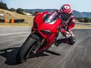 Piloto brasileiro estabelece novo recorde de velocidade para a Ducati Panigale V4 S