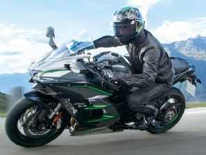 Kawasaki inicia vendas da Ninja H2 SX SE+ no Brasil