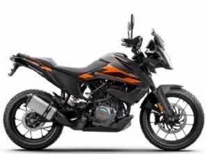 KTM 250 Adventure é apresentada na Ásia