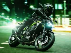 Kawasaki mostra a nova geração da Z900 no Salão Duas Rodas